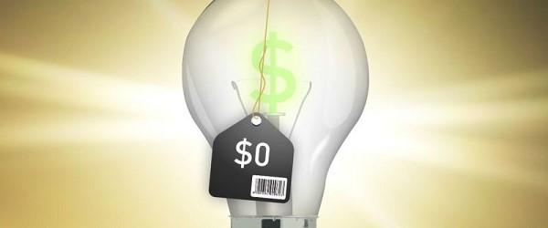 niższe opłaty za prąd