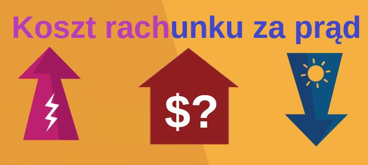 Co się składa na koszt rachunku za prąd?